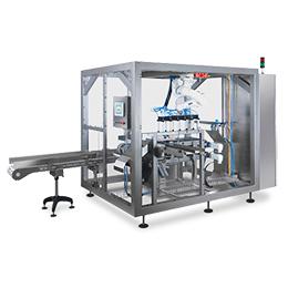 Monoceros cp200 / cp300 -robotik rsc case packer