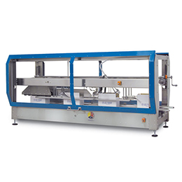 high speed adhesive case sealer