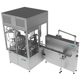 Cup-tub filling and sealing machine-ari-p 3