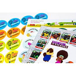 Custom Labels & Stickers