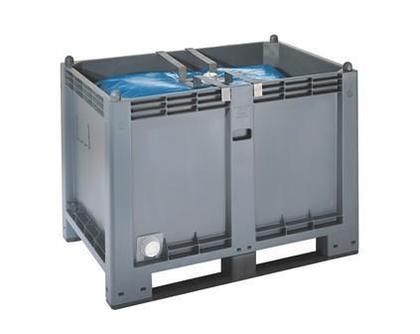 LiquidBox Hygienic Plastic Container 500 liters