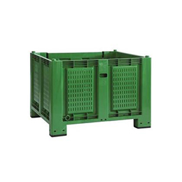 perforated hygienic plastic container 680 liters