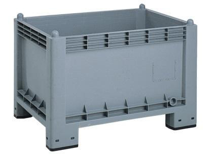 Solid Industrial Plastic Container 300 liters