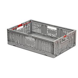 twistlock folding plastic box