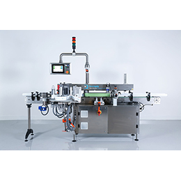 Front, Back and Wrap Labeling Systems
