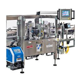 Trine Roll-Fed Labeling Machines