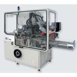 Tray form & filling machine