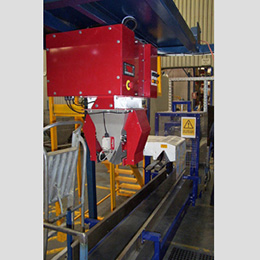 Semi Automated Bagging Lines