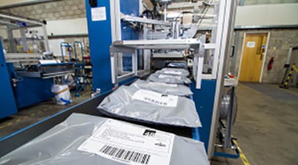 E-Commerce Auto-Bagging Machines
