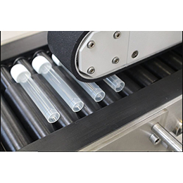 Product Handling for Labelling Machines