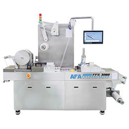Thermo form fill seal Packaging Machine FFS 3080