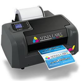 l501 duo ink color label printer