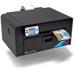 l701 digital color label printer