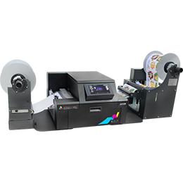 l901 industrial color label printer