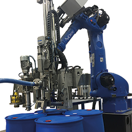 Automatic Robot Filler – RF
