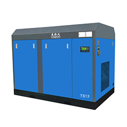 2 Stage Oil injected screw compressor TS Series