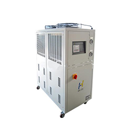 Air Cooled Industrial Chiller 8kw To 17kw