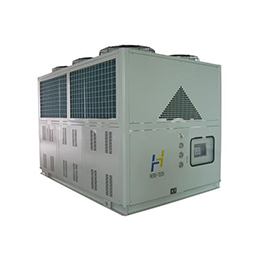 Industrial Air Cooled Chiller 62kw To 134kw