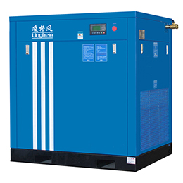 Oil injected screw compressor S Series