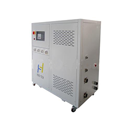Water Cooled Packaged Industrial Chiller 9kw to 48kw