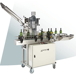 ceres capping an self-adhesive labeller