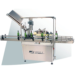 gaia ii self-adhesive labeller with digital control