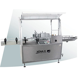 touch screen labelling machine xena ii