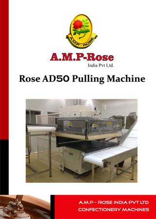 Rose AD50 Pulling Machine