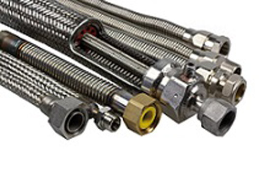 Corrugated Metal Hoses
