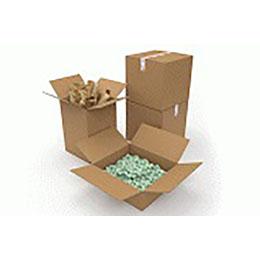 CORRUGATED FOLDING BOXES