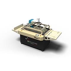 BOX 1-Manual Folding and Gluing Machine