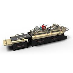 BOX PLUS 2-Folding and Gluing Machine