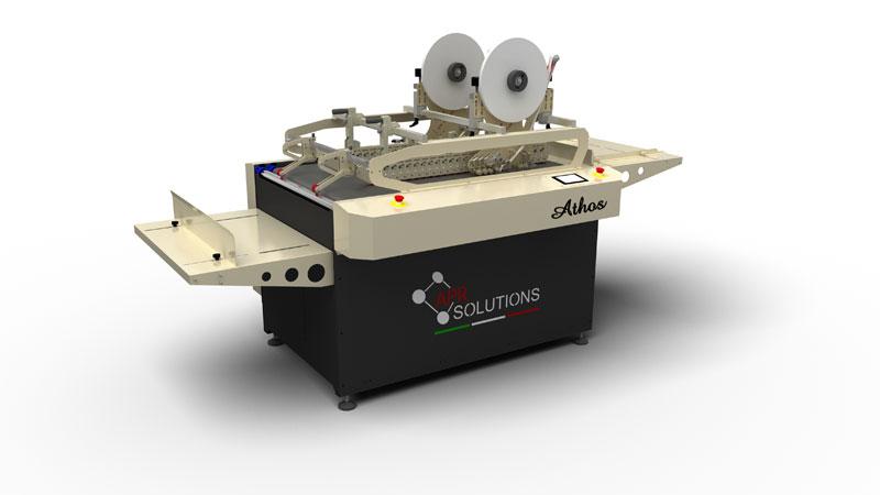Athos Semi Automatic Machine