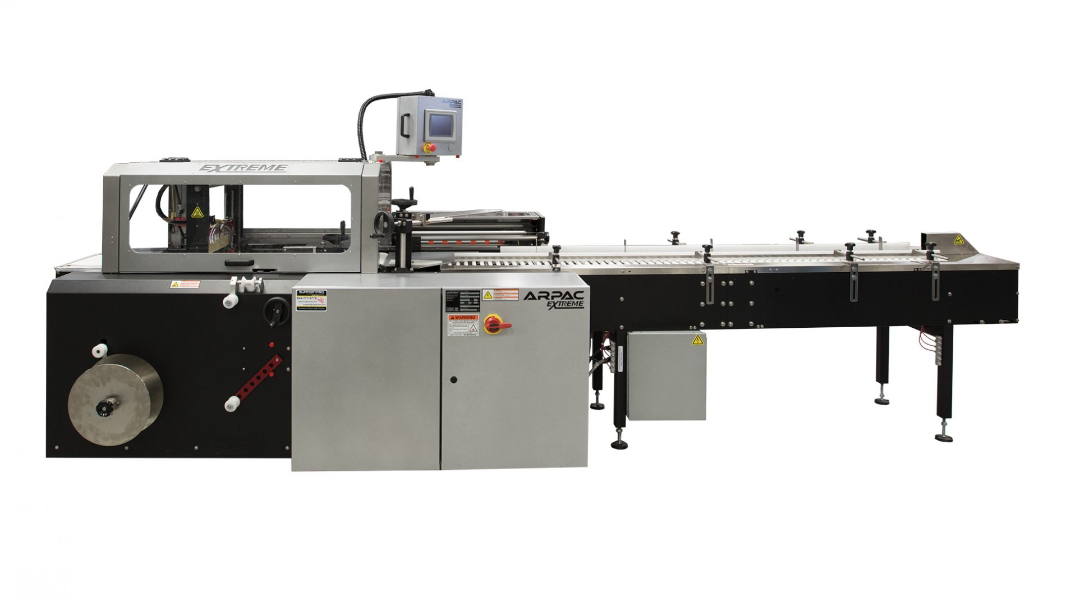 AL SERIES - Continuous Motion Wrappers