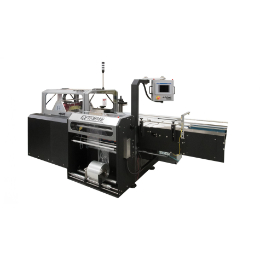 XR SERIES - Continuous Motion Servo Rotary Wrapper
