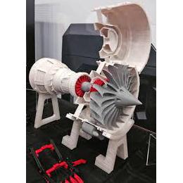 3D print production