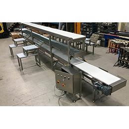 Bespoke Conveyors - UK Bespoke Conveyor Systems