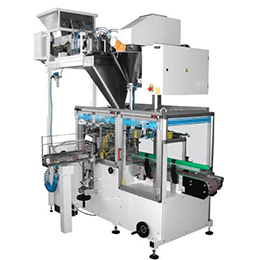 Horizontal packaging machines MH7 and PL1