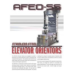 AFEO Elevator Orientors