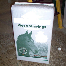wood shaving bags and form fill and seal film