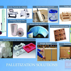 Wrapping Palletization