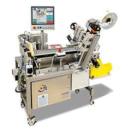 Labeling Machine for Test Tubes