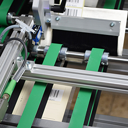 Fully Automatic Flexible Labelling or Printing