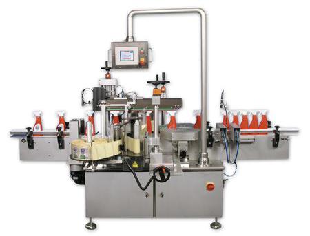 Aerosol Labelling Machine | Labelling Machinery | Bbk Labelling ...
