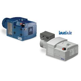 Rotary Vane Vacuum Pumps, Oil-Free KVX SERIES