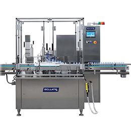 monobloc b-250 automatic filling-capping monobloc