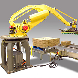 robotic palletizers-depalletizers