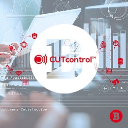 CUTcontrol™ IIoT Digital Service Platform