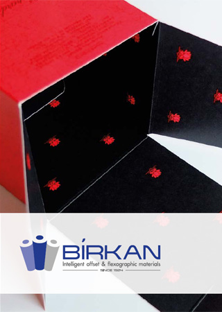 BIRKAN and packaging printing