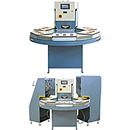 ERB Automatic Rotary Blister Sealer